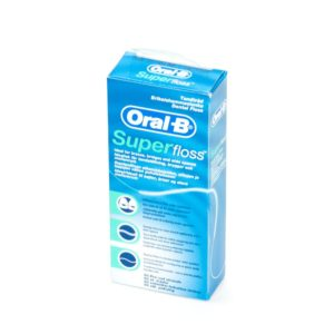 Oralb SuperflossOralb Superfloss